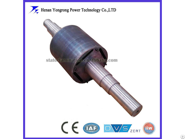 Rotor Laminated Core For High Efficiency Permanent Magnet Motor And Generator