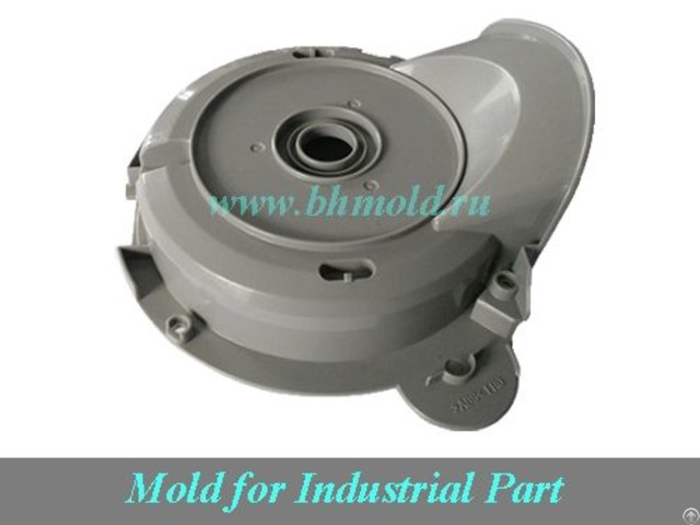 Plastic Mold For Industrial Accessories