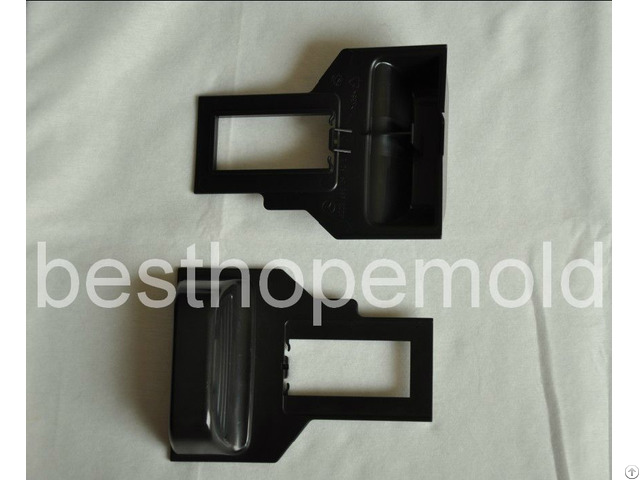 Oem Auto Injection Components Parts Safety Lock Mould