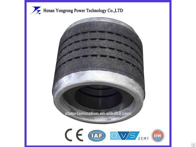 Silicon Steel Die Casting Rotor For Motor And Generator