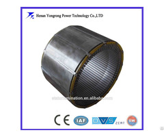 Ie3 High Efficiency Generator Electrical Steel Stator And Rotor Iron Core