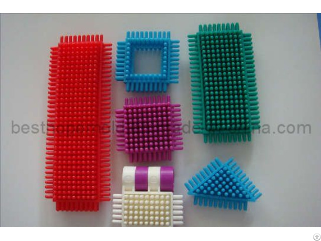 Injection Mould For Plastic Toy Bricks