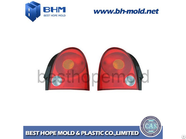 Custom Plastic Injection Mould For Auto Lamp