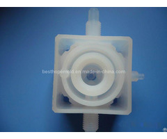 Ptfe Part Plastic Injection Mold With High Quality