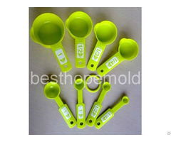 Plastic Measuring Spoon Injection Molds