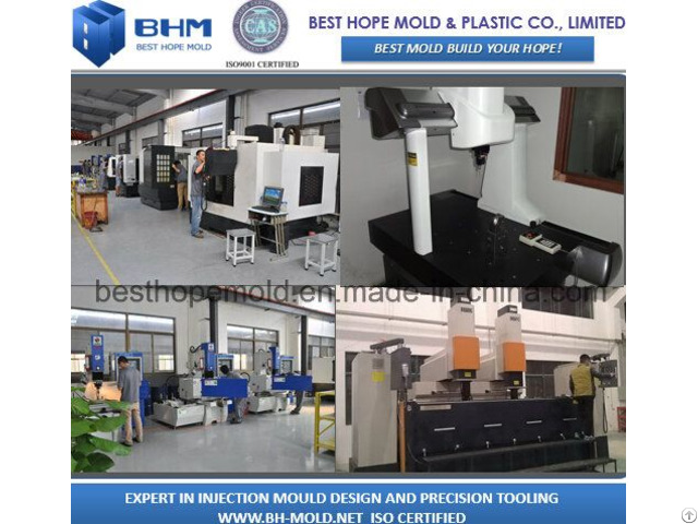 Injection Mold Manufacturer Tool Maker