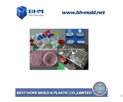 Injection Mould Of Plastic Cap Flip Top
