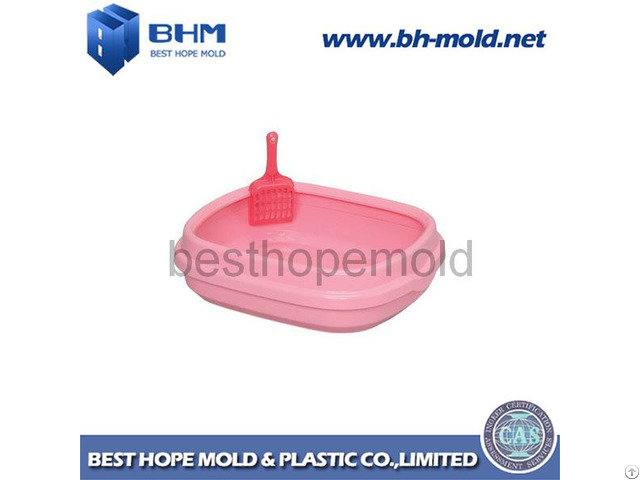 Pet Litter Box Injection Mould Container Mold