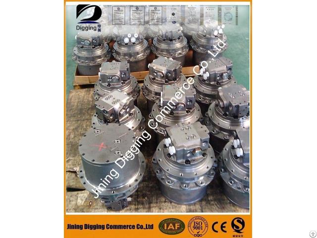Doosan Excavator Final Drive Travel Motor Solar S55