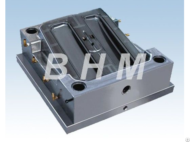 Custom Auto Lamp Part Plastic Injection Mould