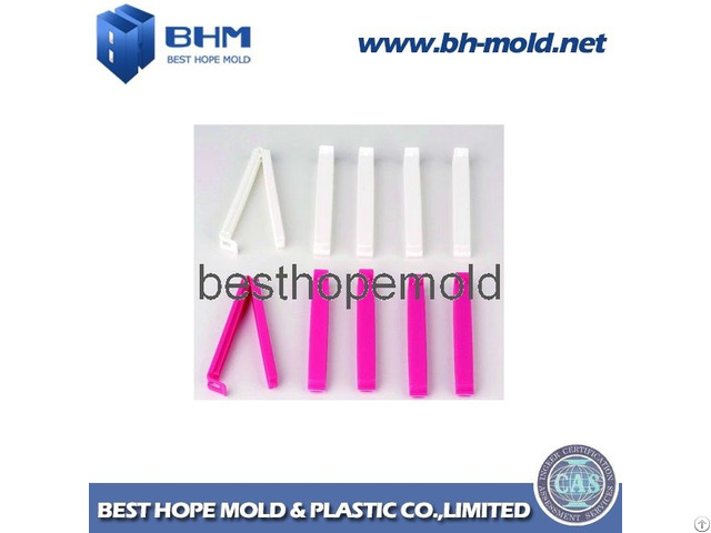 Injection Mould For Bag Seal Clip With Iso Certified