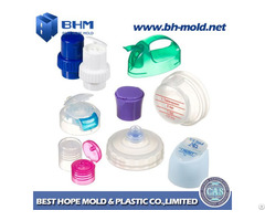 Plasti Injection Mould For Plastic Packaging Dispensers