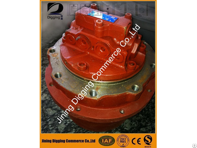 Volvo Excavator Final Drive Travel Motor Ec420