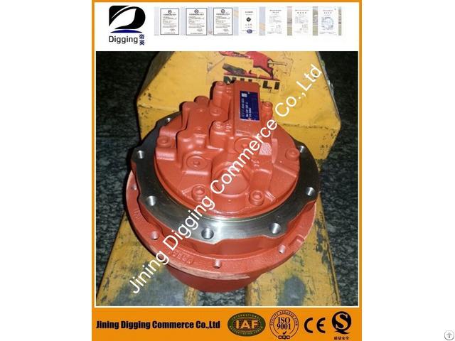 Doosan Excavator Final Drive Travel Motor Dh130 7