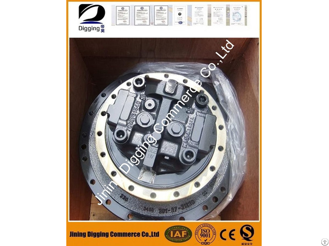 Excavator Final Drive Travel Motor Assy Ex200 2