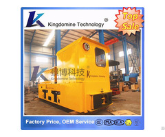 5t Ordinary Secure Type Electric Battery Locomotive Cty5 6 7 9g B