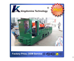 8t Electric Battery Operated Locomotive For Underground Mine