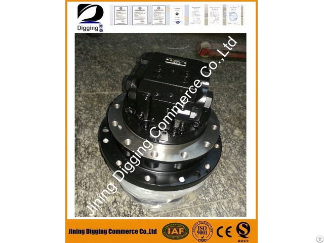 Volvo Excavator Final Drive Travel Motor Ec260b