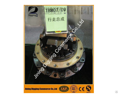 Excavator Final Drive Travel Motor Assy Ex100