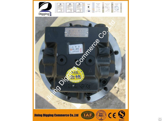 Kato Excavtor Travel Motor Assy Compelet Final Drive Hd900 5 7