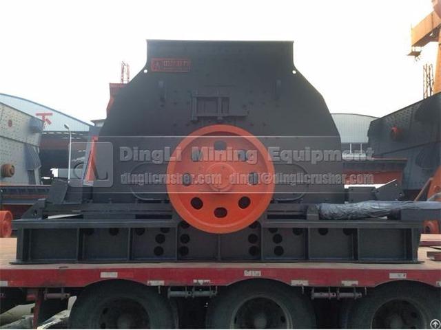 Quarry Machine For Limestone Crushing And Handling