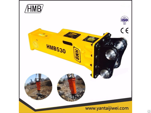 Hydraulic Breaker And Hammer From Manufacturer
