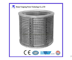 Electrical Steel Stator And Rotor For High Voltage Motor