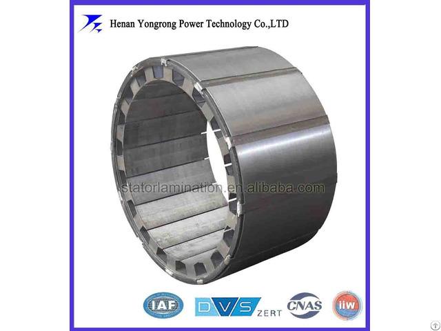 Oem Permanent Magnet Motor Stamping Stator Iron Core