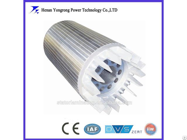 Ie3 Ie4 Premium Efficiency Electric Motor And Generator Rotor Core