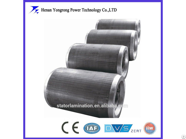 Explosion Proof Motor Stator Rotor Laminated Core