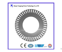 Customized Silicon Steel Stator And Rotor Lamination For Dc Motor