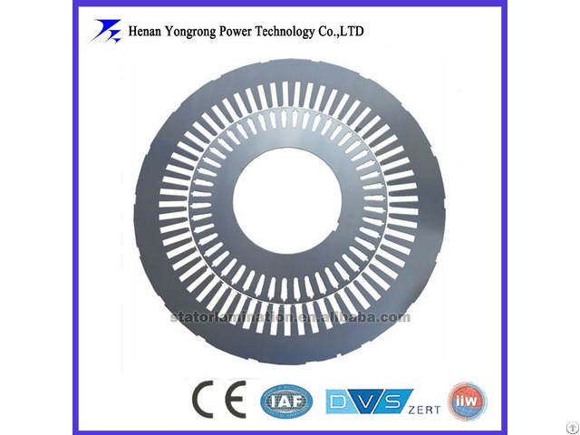 High Voltage Motor Stator Rotor Lamination