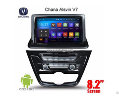 Chana Alsvin V7 Car Radio Auto Stereo Android Wifi Electronics Camera