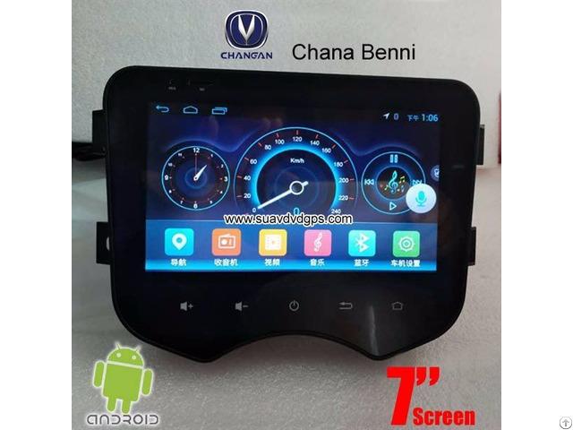 Chana Benni Auto Radio Audio Car Android Wifi Navigation Camera