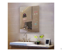 Smart Mirror With 23 6 Inch Touch Screen
