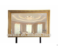 Wooden Frame Mirror Tv For Sale