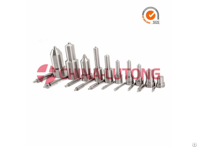 Common Rail Diesel Engine Injector Nozzle Bosch Fuel Injection Nozzles