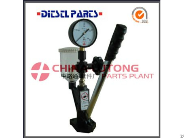S60h Diesel Nozzle Tester Common Rail Injector Repair Tools
