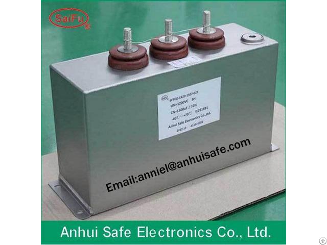 Original Factory Energy Storage Pulse Dc Capacitor 45uf 1500vdc