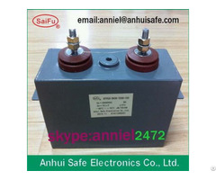 Dc Pulse Capacitor For Inverter 100uf 30000vdc