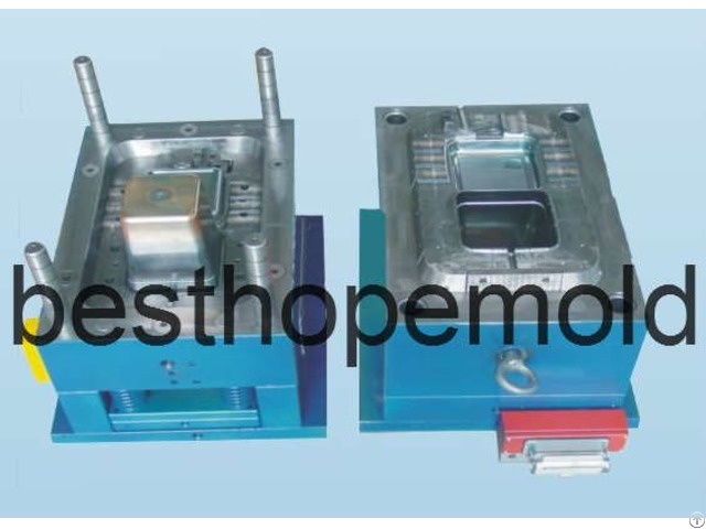 Plastic Injection Mould For Box
