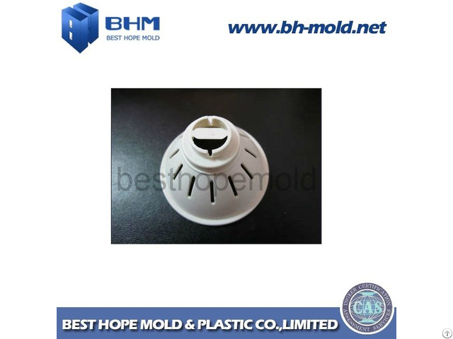Precisional Plastic Injection Mold For Light Or Lamp Holder