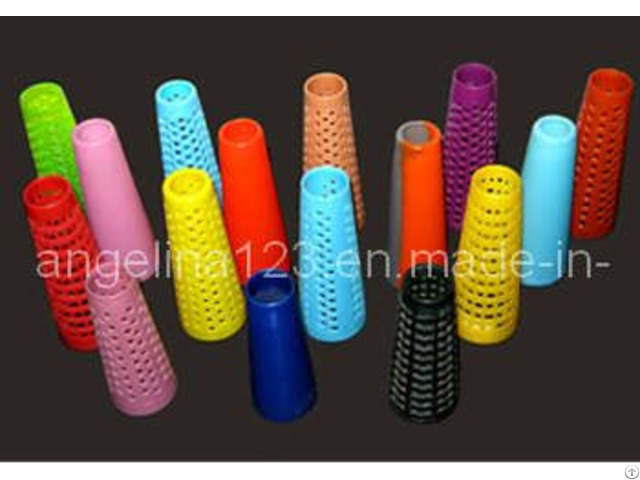 Multi Cavity Plastic Injection Cones Spools Mold For Spool