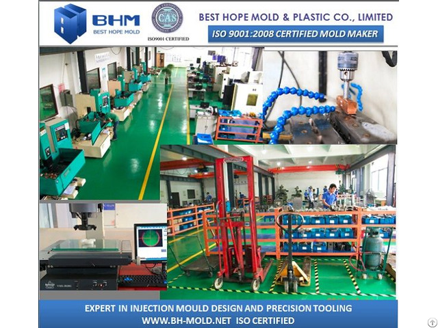 Injection Molding For Plastic Components