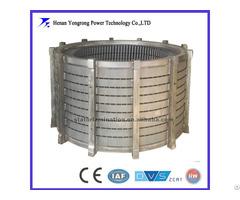 Wind Turbine Stator Rotor Laminated Core
