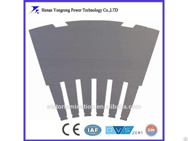 Oem Electric Motor Silicon Steel Stator Rotor Segment Lamination