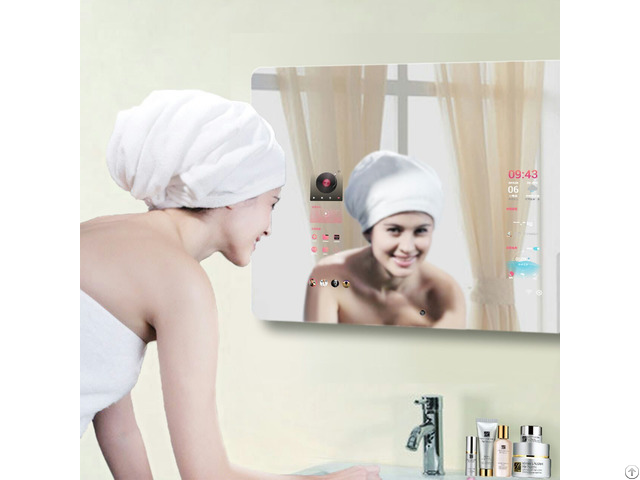 Cheap 23 6 Inch Touch Screen Mirror With High Quality