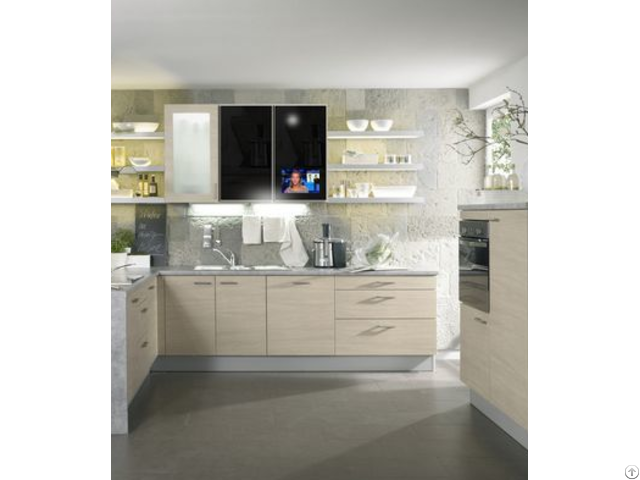 New Design Smart Touch Screen Kitchen Tv For Cabinet Door
