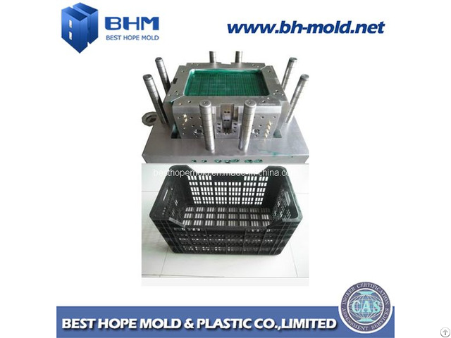 Plastic Basket Mould Injection Mold