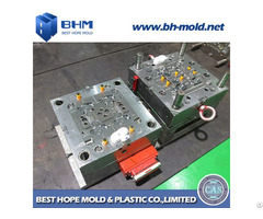 Chinese Plastic Injection Flip Top Cap Mould Tooling